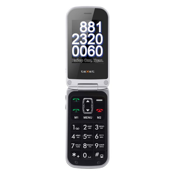 Мобильный телефон teXet TM-B415