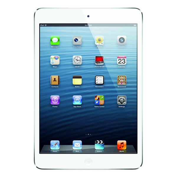 Планшет Apple iPad mini 32Gb Wi-Fi White (MD532RS/A)