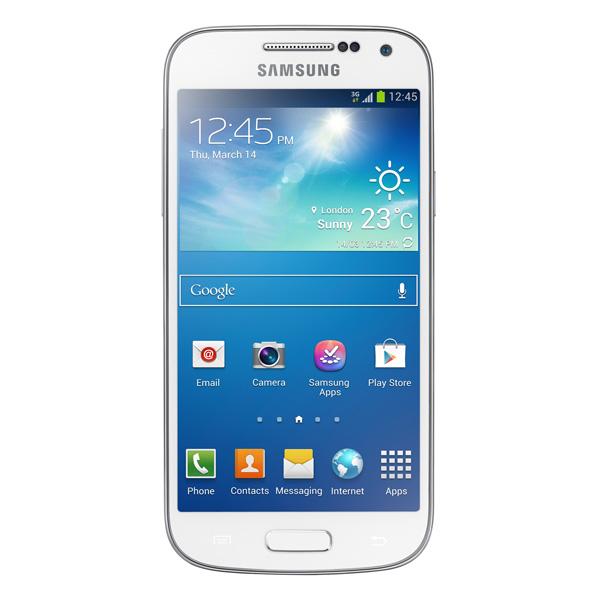 Смартфон samsung galaxy s4 mini gt i9190 white