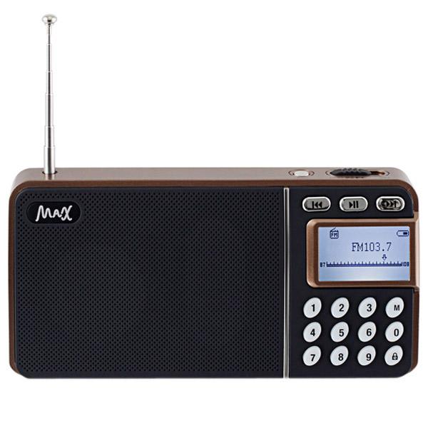 Радиоприемник MAX М.Видео 890.000