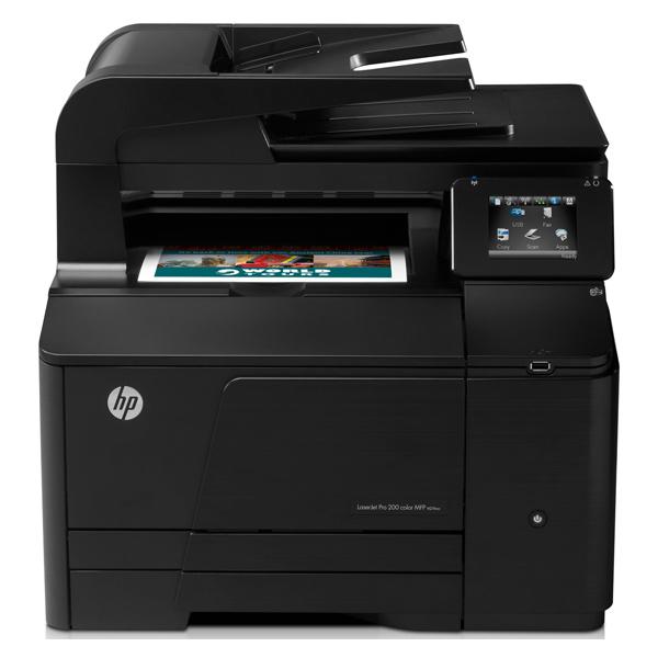 Лазерное МФУ (цветное) HP М.Видео 14990.000