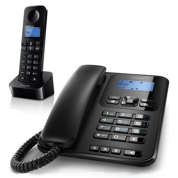 Радиотелефон DECT Philips М.Видео 2590.000