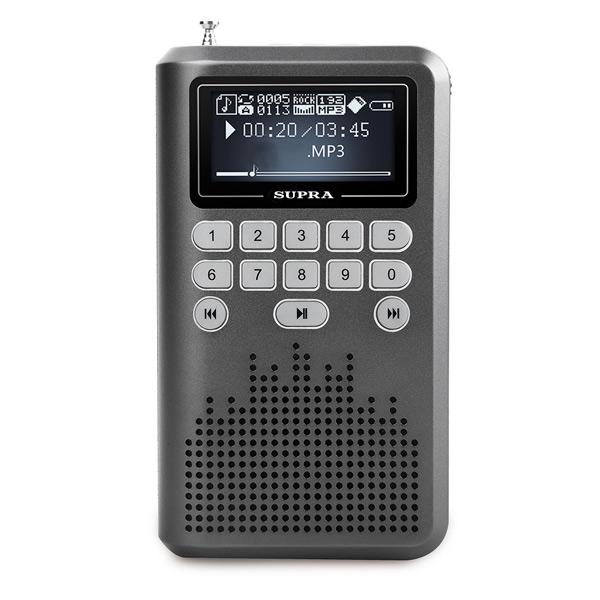 Радиоприемник Supra М.Видео 1290.000