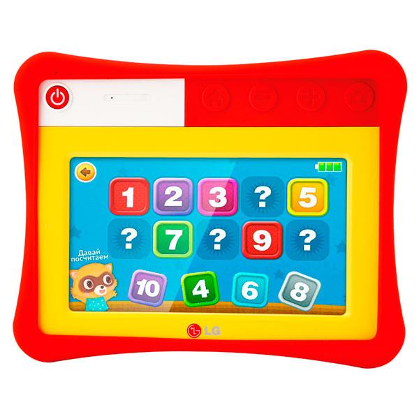Планшетный компьютер для детей LG М.Видео 4990.000