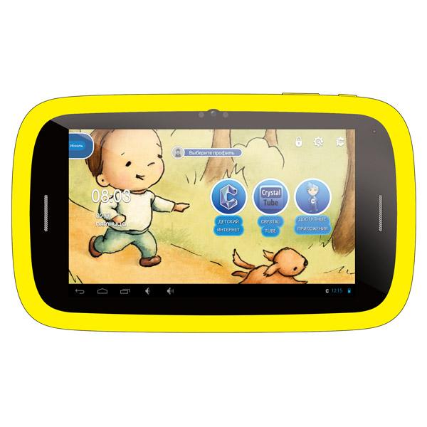 Планшетный компьютер для детей Qumo М.Видео 3990.000