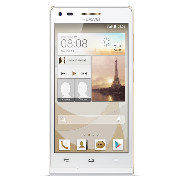 Huawei Ascend G6 (LTE) Light Gold