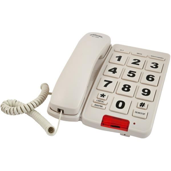 Телефон проводной Ritmix М.Видео 690.000