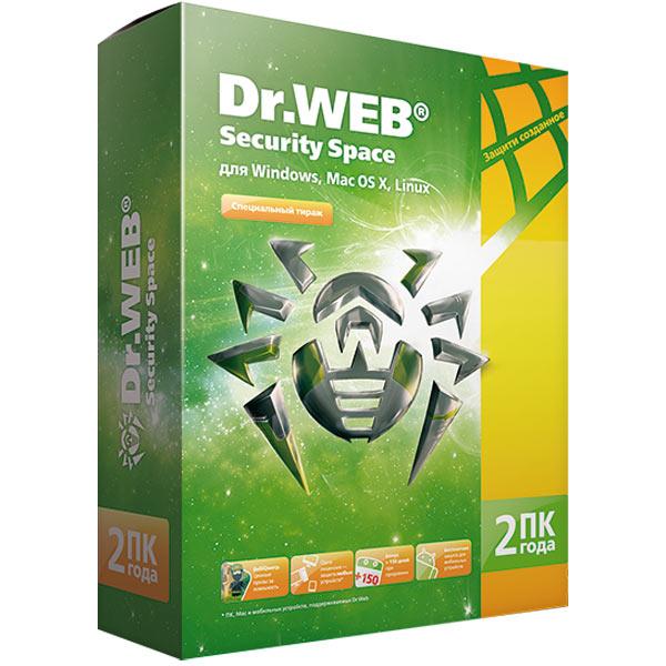 Антивирус Dr.Web М.Видео 2090.000