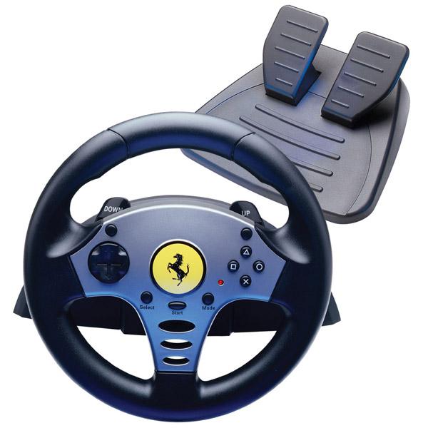 Руль для PS3 Thrustmaster М.Видео 1790.000
