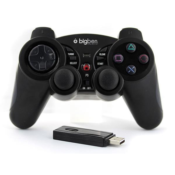 Геймпад для PS3 BigBen М.Видео 1590.000
