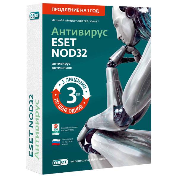 Антивирус ESET М.Видео 990.000