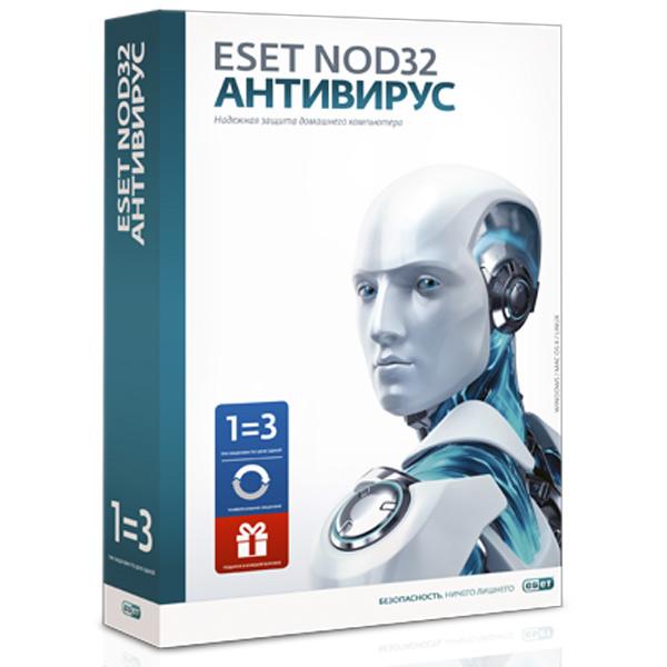 Антивирус ESET М.Видео 1250.000