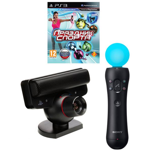 Набор для игровой приставки PS3 Sony М.Видео 2490.000