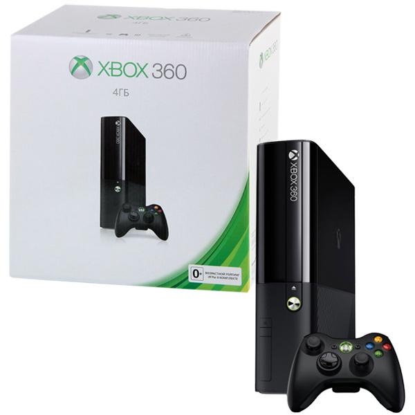 Игровая приставка Xbox 360 Microsoft М.Видео 8990.000