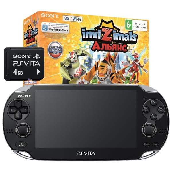 Игровая приставка PS Vita Sony М.Видео 9490.000