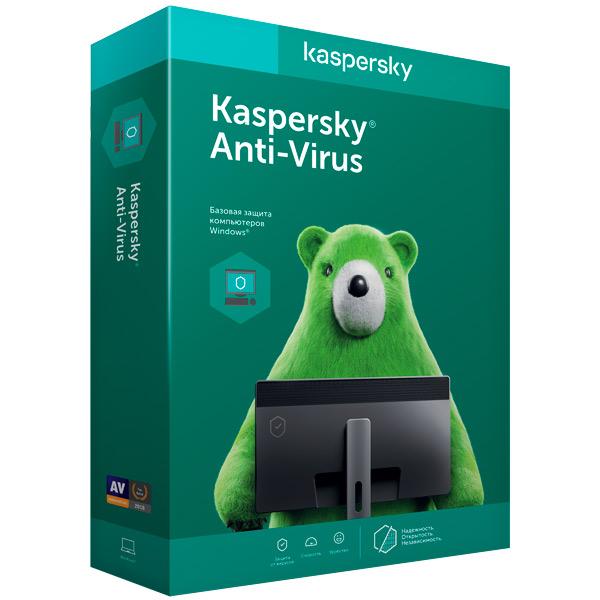 Антивирус Kaspersky М.Видео 1220.000