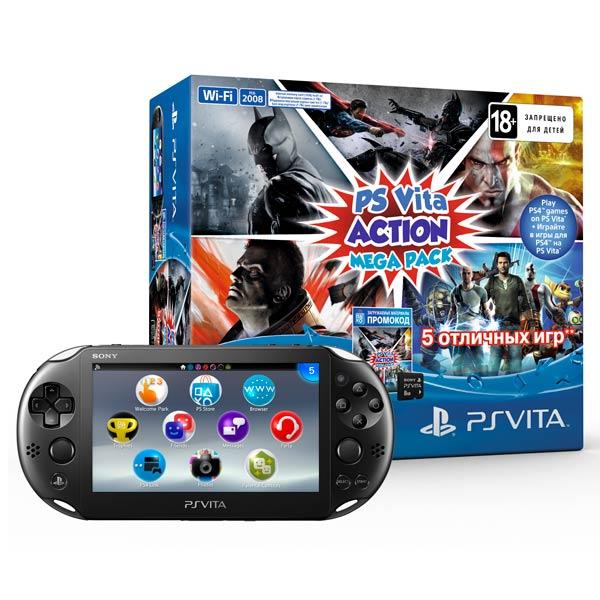 Игровая приставка PS Vita Sony М.Видео 9990.000