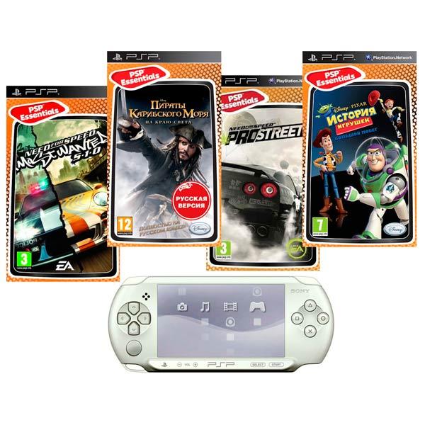 Игровая приставка PSP Sony М.Видео 4990.000