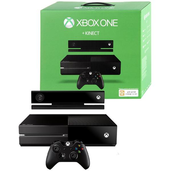 Игровая приставка Xbox One Microsoft М.Видео 27490.000
