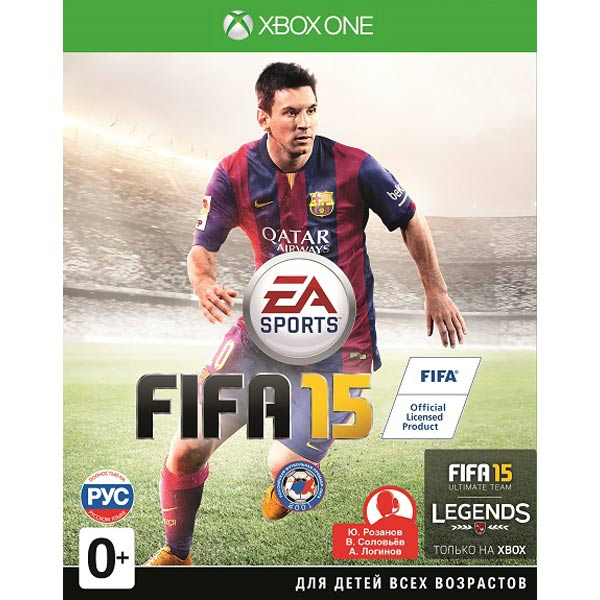 Видеоигра для Xbox One Медиа М.Видео 2990.000