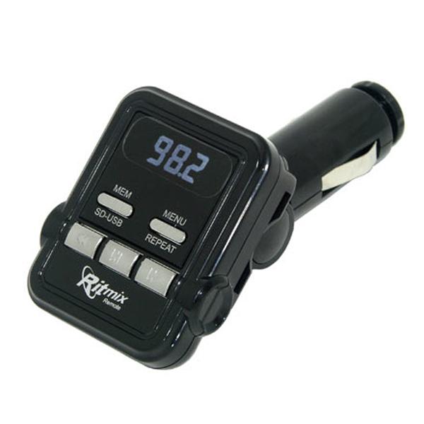 Автомобильный FM-модулятор Ritmix М.Видео 1265.000