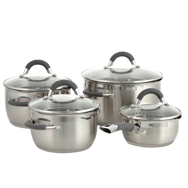 Набор посуды (нержавейка) Rondell М.Видео 4990.000
