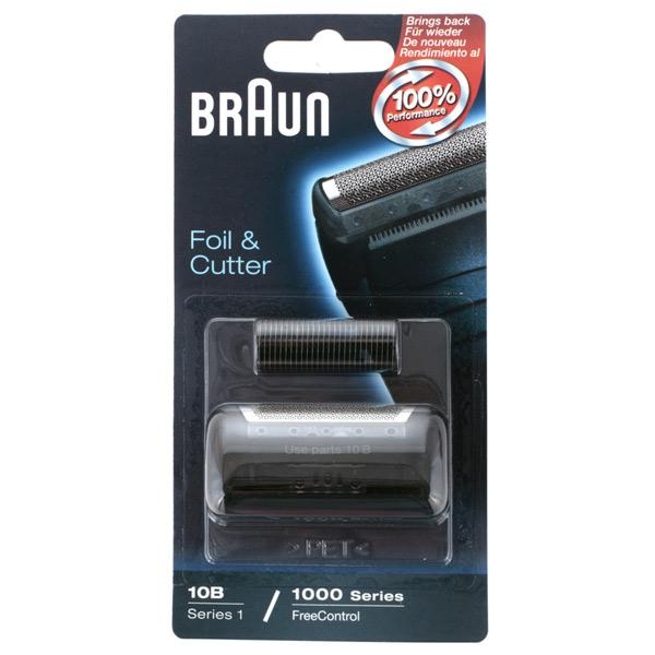 Сетка и режущий блок для электробритвы Braun М.Видео 1190.000