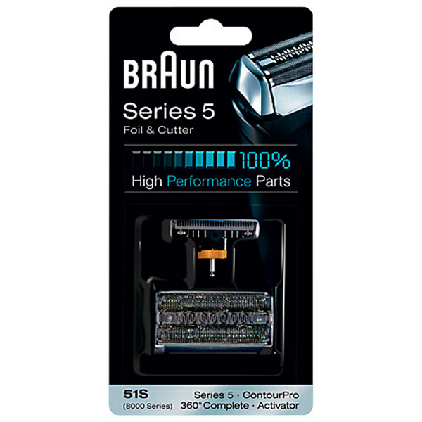 Сетка и режущий блок для электробритвы Braun М.Видео 2290.000