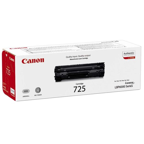 Картридж для лазерного принтера canon 725