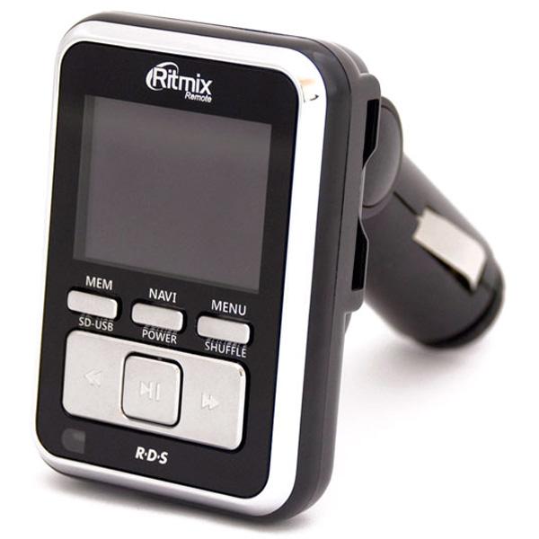 Автомобильный FM-модулятор Ritmix М.Видео 1690.000