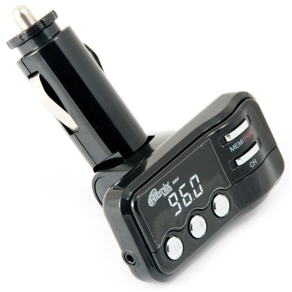 Автомобильный FM-модулятор Ritmix М.Видео 840.000
