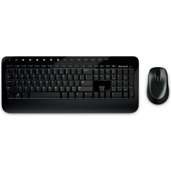 Комплект клавиатура+мышь Microsoft М.Видео 1590.000