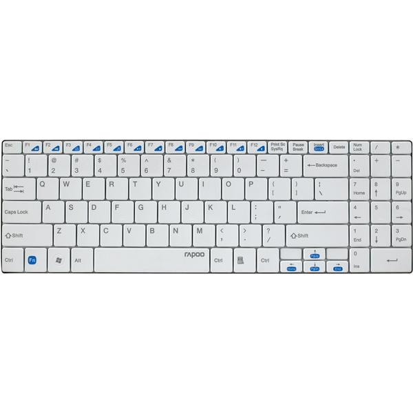 Клавиатура беспроводная Rapoo М.Видео 1090.000