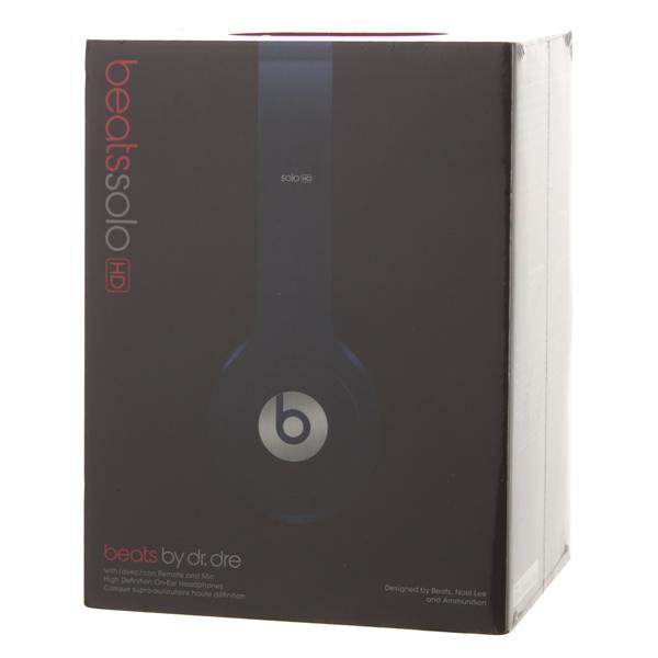 Отзывы Наушники накладные Beats BT On Solo HD Dark Blue  09889ce63477b
