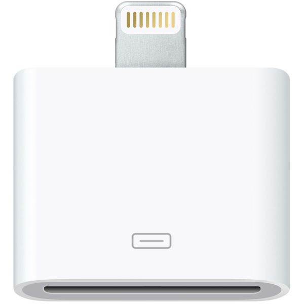 Переходник для iPod, iPhone, iPad Apple М.Видео 1190.000