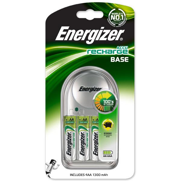 Зарядное устройство + аккумуляторы Energizer М.Видео 990.000