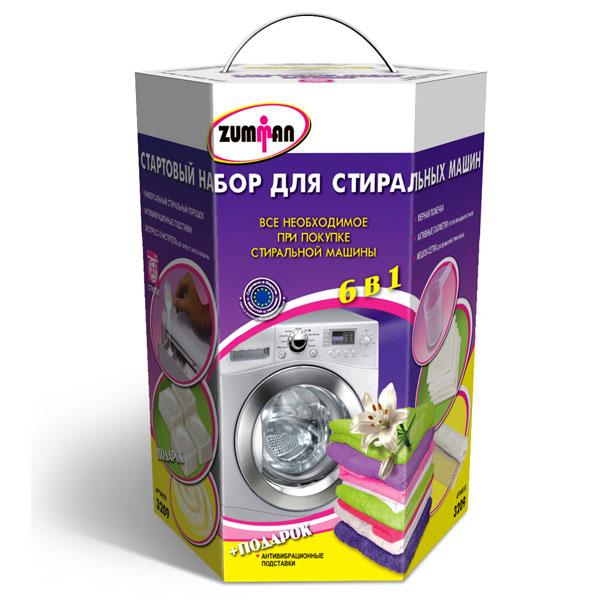 Набор аксессуаров для стиральной машины Zumman М.Видео 990.000