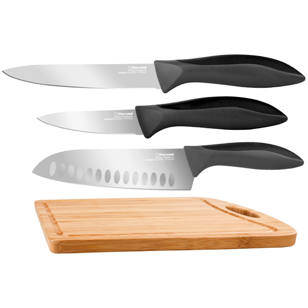 Набор кухонных ножей Rondell М.Видео 1190.000