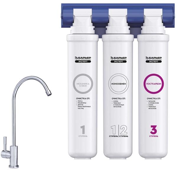 Фильтр для очистки воды Барьер М.Видео 2590.000