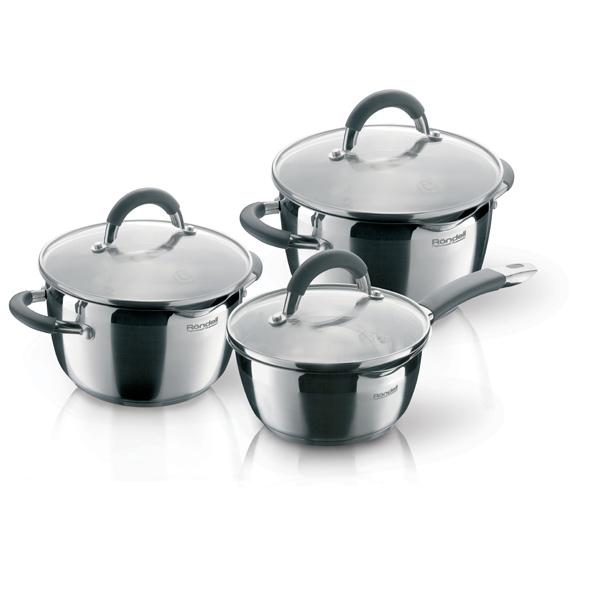 Набор посуды (нержавейка) Rondell М.Видео 4290.000