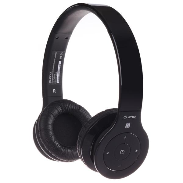 Наушники Bluetooth Qumo М.Видео 2490.000