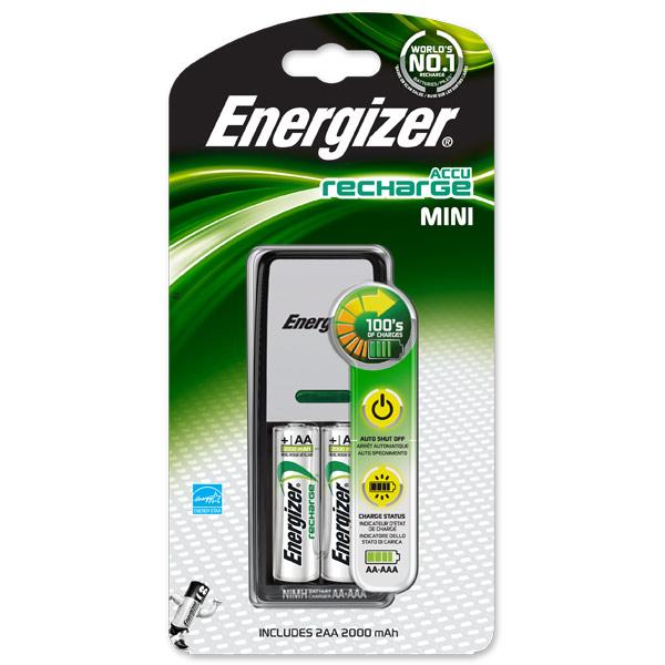 Зарядное устройство + аккумуляторы Energizer М.Видео 790.000