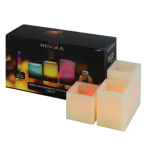 Электронная свеча LED Supra М.Видео 990.000