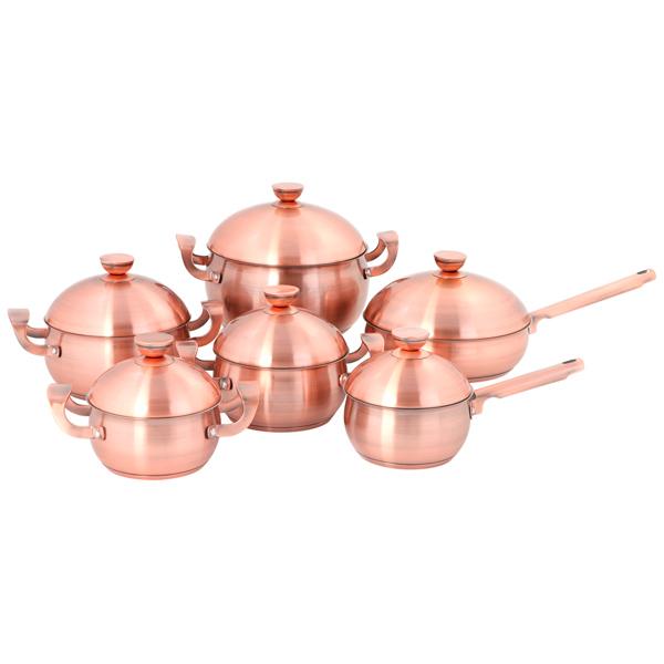 Набор посуды (нержавейка) Supra М.Видео 11290.000