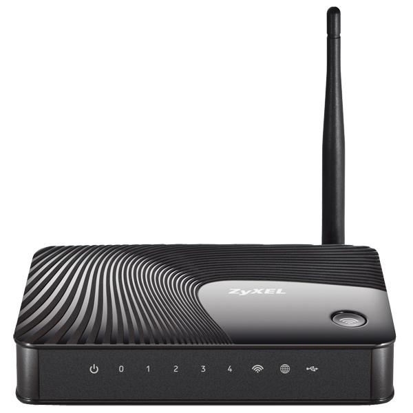 Wi-Fi роутер Zyxel М.Видео 1690.000