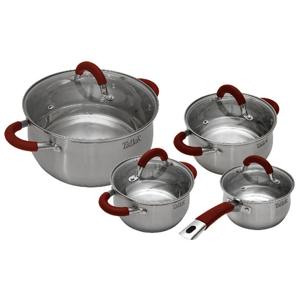 Набор посуды (нержавейка) TalleR М.Видео 5190.000