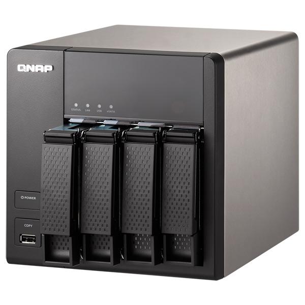 Сетевое хранилище данных QNAP М.Видео 30990.000
