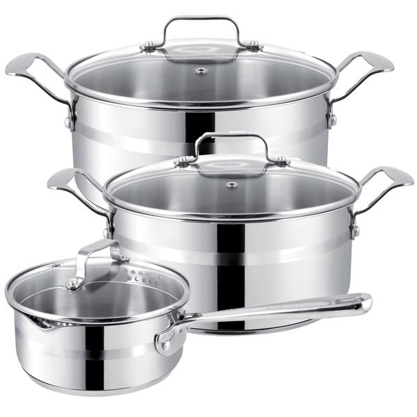 Набор посуды (Jamie Oliver) Tefal М.Видео 5790.000
