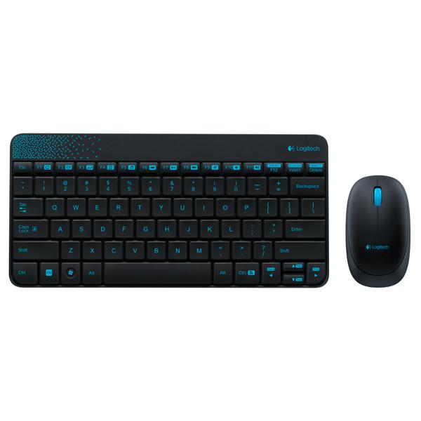 Комплект клавиатура+мышь Logitech М.Видео 1490.000