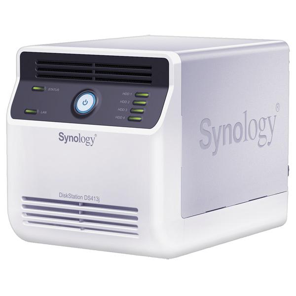 Сетевое хранилище данных Synology М.Видео 14990.000